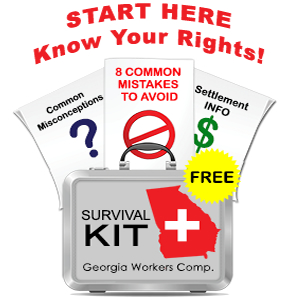 Atlanta workers compensation essential information for injured workers compensation survival kit solutioingenieria Gallery
